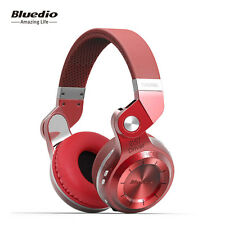 NEW BLUEDIO T2S Wireless Headphones Stereo Bluetooth 4.1iPhone Headsets with Mic