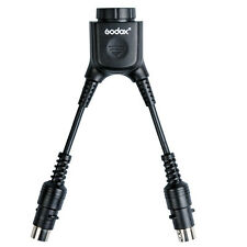 Godox DB-02 2 in 1 cable Y adapter for PROPAC Power Pack PB960 PB820