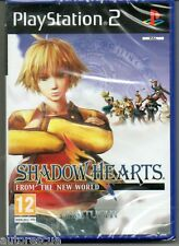 Shadow Hearts From the New World  'New & Sealed' *PS2*