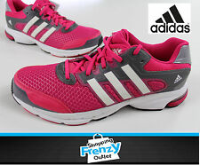 New Adidas Lighstar Stab running shoes size US9.5 pink white womens 65,Y