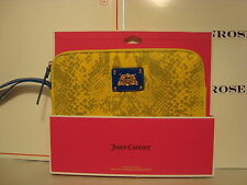 "Juicy Couture 10"" Tablet Case - Python Snake Yellow"