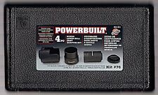 Powerbuilt Honda Lower Ball Joint Adapter Tool Set  #76 New & Free Shipping