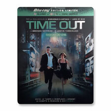 TIME OUT blu ray Steelbook - 2 disc set
