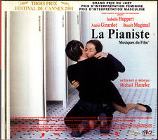 LA PIANISTE The Piano Teacher CD Michael Haneke Lugansky Richter Koopman Lubimov