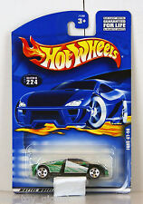 Hot Wheels - Collector #224 - Ford GT-90 - Die Cast 1:64