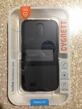 Cygnett Incline Aluminium Case For Galaxy S4 - Black