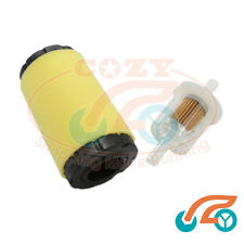 Air Filter Fuel Filter For Briggs & Stratton 793569 793568 Ride On Lawn Mower