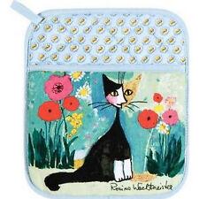 TOPFLAPPEN / GRILLHANDSCHUH von ULSTER WEAVERS My Garden Katze