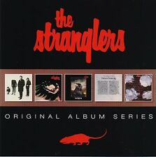 THE STRANGLERS ORIGINAL ALBUM SERIES 5CD ALBUM SET (2015)