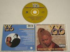 YO-YO/MAKE WAY FOR THE MOTHERLODE(EASTWEST/7 91605-2)CD ALBUM