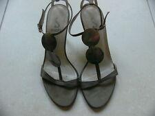"""Sachi"" Women's High-heeled Sandals, size 6.5"