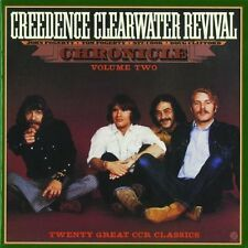 CCR Creedence Clearwater Revival - Chronicle Vol. 2 - Best of - CD Neu & OVP