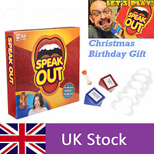 Brand New Speak Out Board Party Game Speakout
