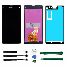 Sony Xperia Z1 Compact Mini D5503 LCD Display Touch-Screen Front Kleber - Tool