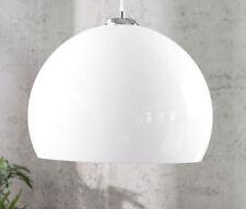 Hängelampe Hängeleuchte Pendelleuchte LATE LOUNGE weiss 40cm Lounge Design Lampe