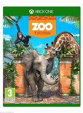 Zoo Tycoon Xbox One NEW SEALED FAST DISPATCH