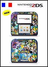 SKIN STICKER AUTOCOLLANT DECO POUR NINTENDO 2DS REF : 150 POKEMON - Pokémon