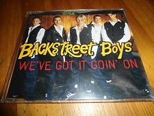 CD Backstreetboys Single We`ve got it Goin`on
