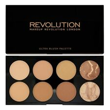 Makeup Revolution All About Bronze 8 Pressed Bronzing Powders Contouring Palette