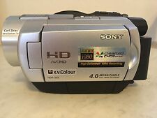 Sony HDR-UX5 Camcorder (silver/black) plus accessories