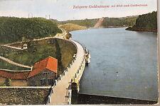 24149 AK Talsperre Godentraum mit Blick nach Goldentraum Schlesien um 1920