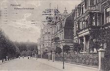 AK Hannover. Hohenzollernstrasse um 1910 nach nähe von Osnabrück.