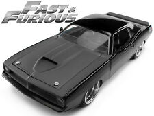 Fast & Furious - Letty's 1970 Plymouth Barracuda 1:24 Scale Diecast Model