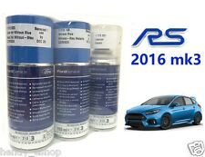 New! Genuine Ford Focus RS Nitrous Blue Touch up paint kit 150ml Tri-Pak
