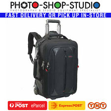 Benro Trolley Backpack Pioneer 3000 | Rolling Case Nylon (36 x 26 x 52cm) Camera