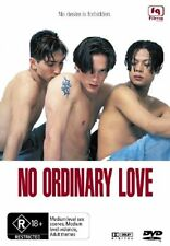 No Ordinary Love (DVD, 2006)-REGION 4-Brand new-Free postage