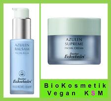 Azulen Set von Dr.Eckstein BioKosmetik, Azulen Supreme 50ml + Azulen Balsam 50ml