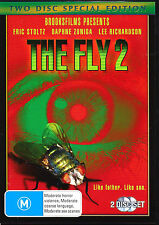 THE FLY 2 – (2 DVD) Special Edition- Eric Stoltz and Daphne Zuniga