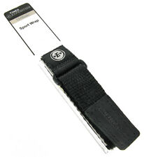 16-20mm Timex Expedition Sport Wrap Strap  Nylon Black Watch Band 877761