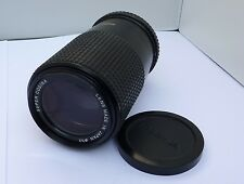 Cosina 80 - 200mm f4.5.5.6 one touch zoom lens for Pentax PK mount