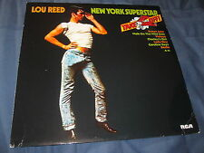 Lou Reed New York Superstar  LP