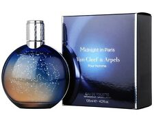 VAN CLEEF & ARPELS FOR MEN - MIDNIGHT IN PARIS - 125ML SPRAY EAU DE TOILETTE