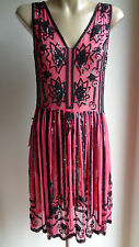 ALANNAH HILL NWT $529 Amazing Accidental Love frock dress size 12