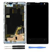 LCD Display Touch Screen Digitizer Assembly & FRAME For Nokia Lumia 1020