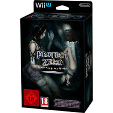 Project Zero: Maiden of Black Water Limited Edition Nintendo Wii U New & Sealed