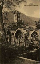 Hirsau Schwarzwald Calw AK ~1910 Kloster Abtei Kirche Kreuzgang Eulenturm Turm