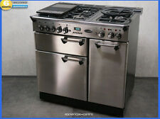 RANGEMASTER Professional 90 90cm DUAL FUEL RANGE COOKER Stainless Steel (L79)