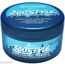 Luster's Scurl 360 Style Wave Control Pomade 3oz