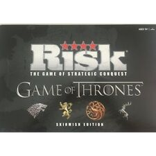 Risk Game Of Thrones Standard Edition Brand New