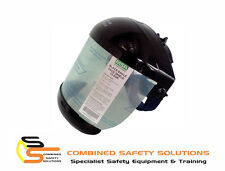 MSA Black Eagle Clear Safety Faceshield Face Shield Protection