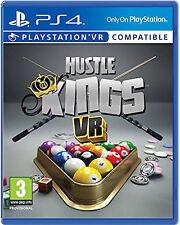 Sony PS4 Playstation 4 Spiel ***** Hustle Kings * Billard Snooker *******NEU*NEW