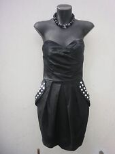 Black Dress With Silver Studs size Small