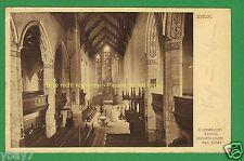 WGö unbeschrieben Augustiner Kirche innen Erfurt um 1925
