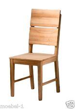 Holzstuhl Massivholzstuhl Stuhl KAI Kernbuche massiv lackiert Esszimmer Küche