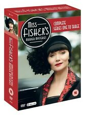 Miss Fisher's Murder Mysteries: Complete Series 1-3 [Region 2] - DVD - New - Fre