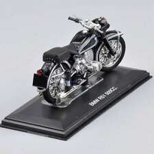 Italeri Moto Diecast Model Toy 1/22 Black BMW R51 500cc Motorcycle Collection